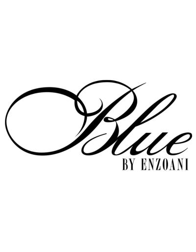 Blue by Enzoani logo